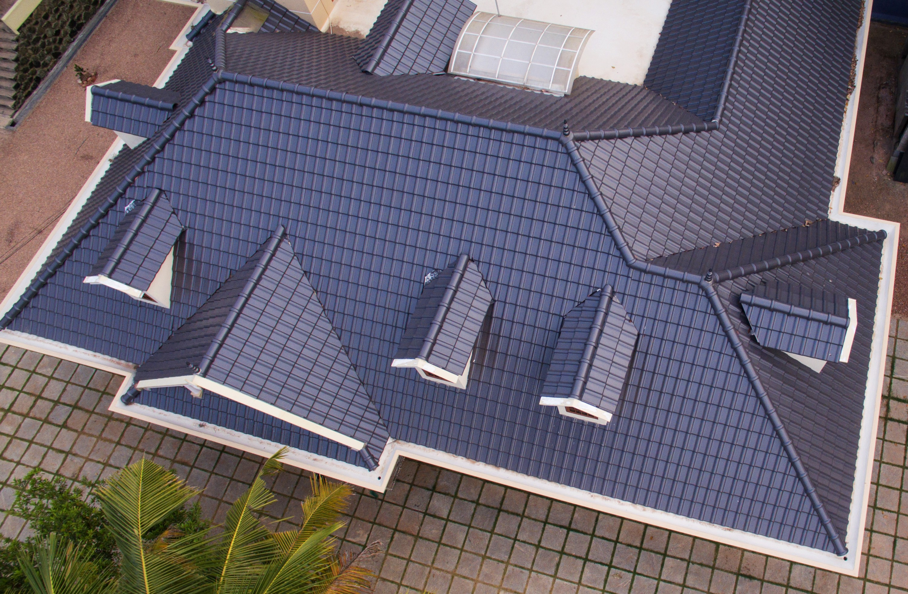 Koramic Clay Roof Tile Project References